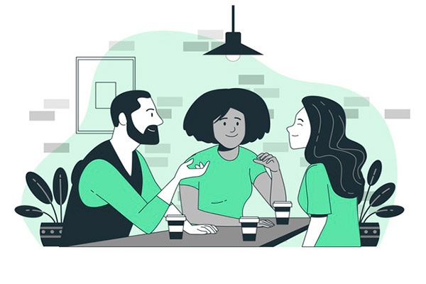 نحوه ارتباط موثر کارمندان با هم
