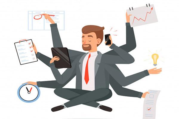 مهارت انجام کارهای اداری یک سازمان