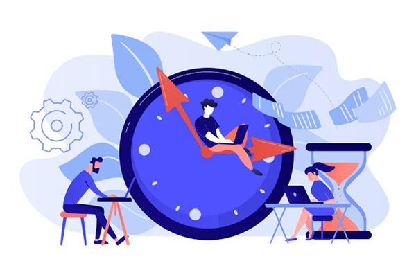اهمیت مدیریت زمان در تحقق بهرهوری