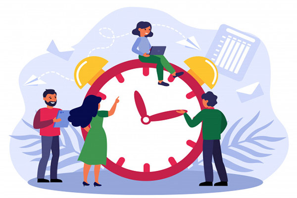 میزان اثر بخشی رفتار سازمانی