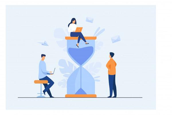 مدیریت زمان در سازمانها