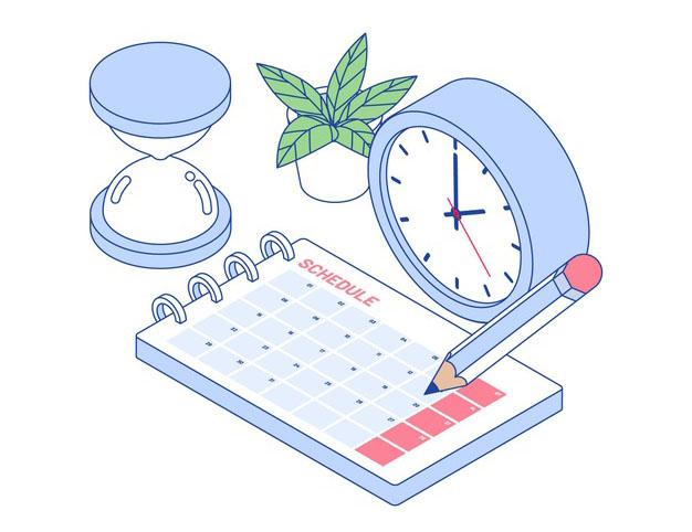 دسته بندی کارها برای مدیریت زمان