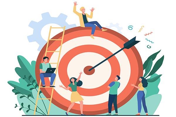 چگونه هدف گذاری کنید